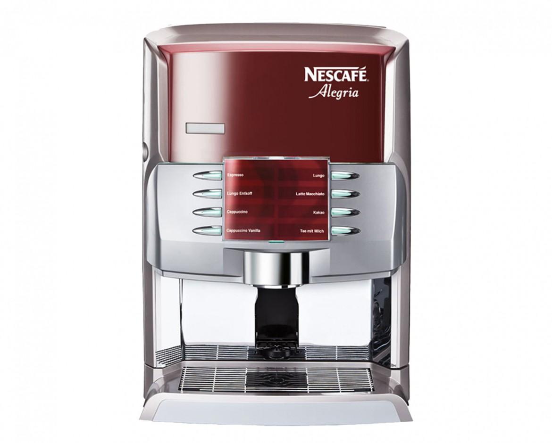 Nescafe Alegria - Executive VendingExecutive Vending