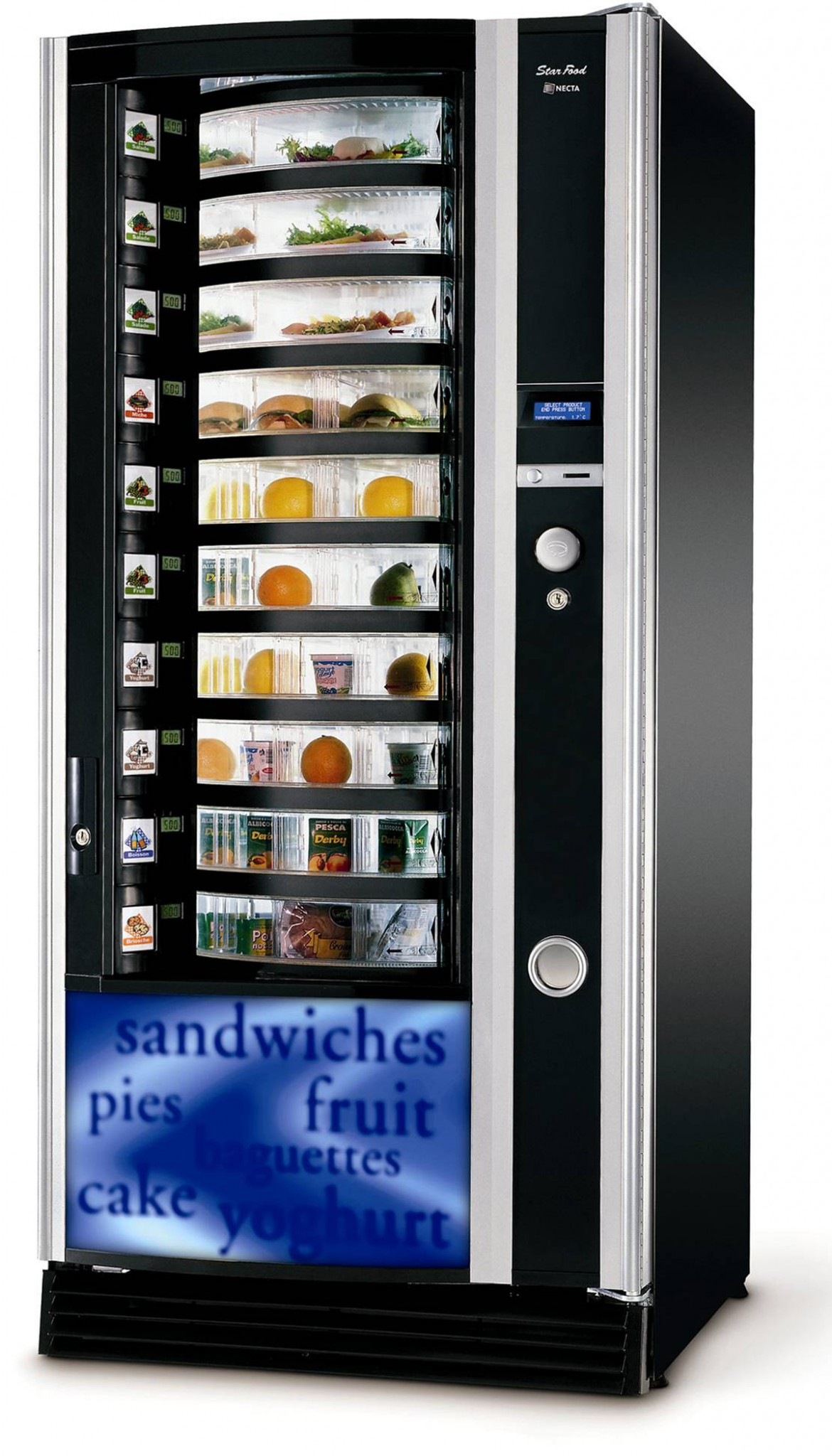 starfood fresh food vending machine executive vendingexecutive vending. Black Bedroom Furniture Sets. Home Design Ideas