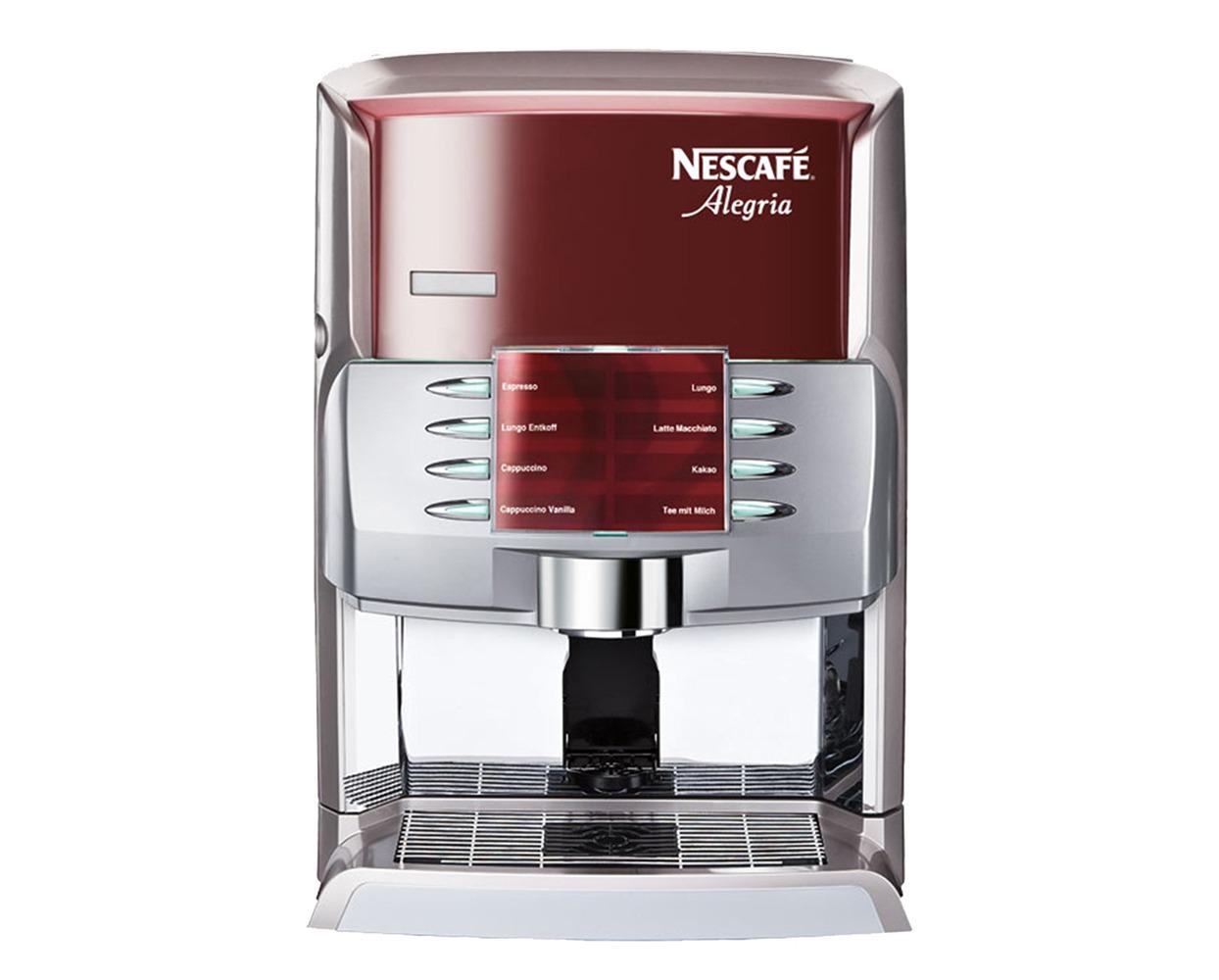 Nescafe Alegria Executive Vendingexecutive Vending