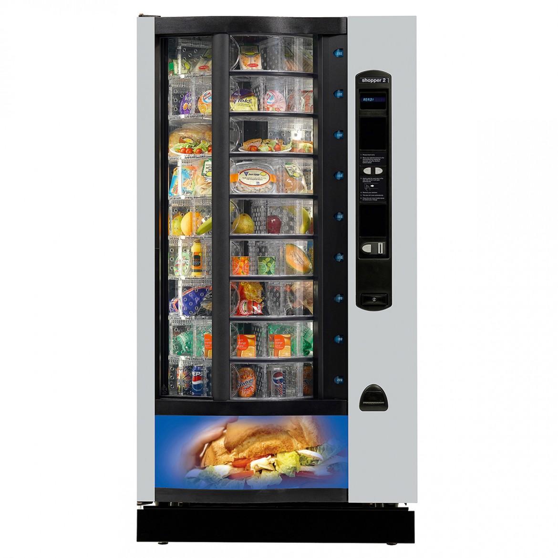 Shopper 2 Fresh Food Vending Machine - Executive ...